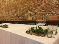 Soirée de dégustation de vins - décembre 2014